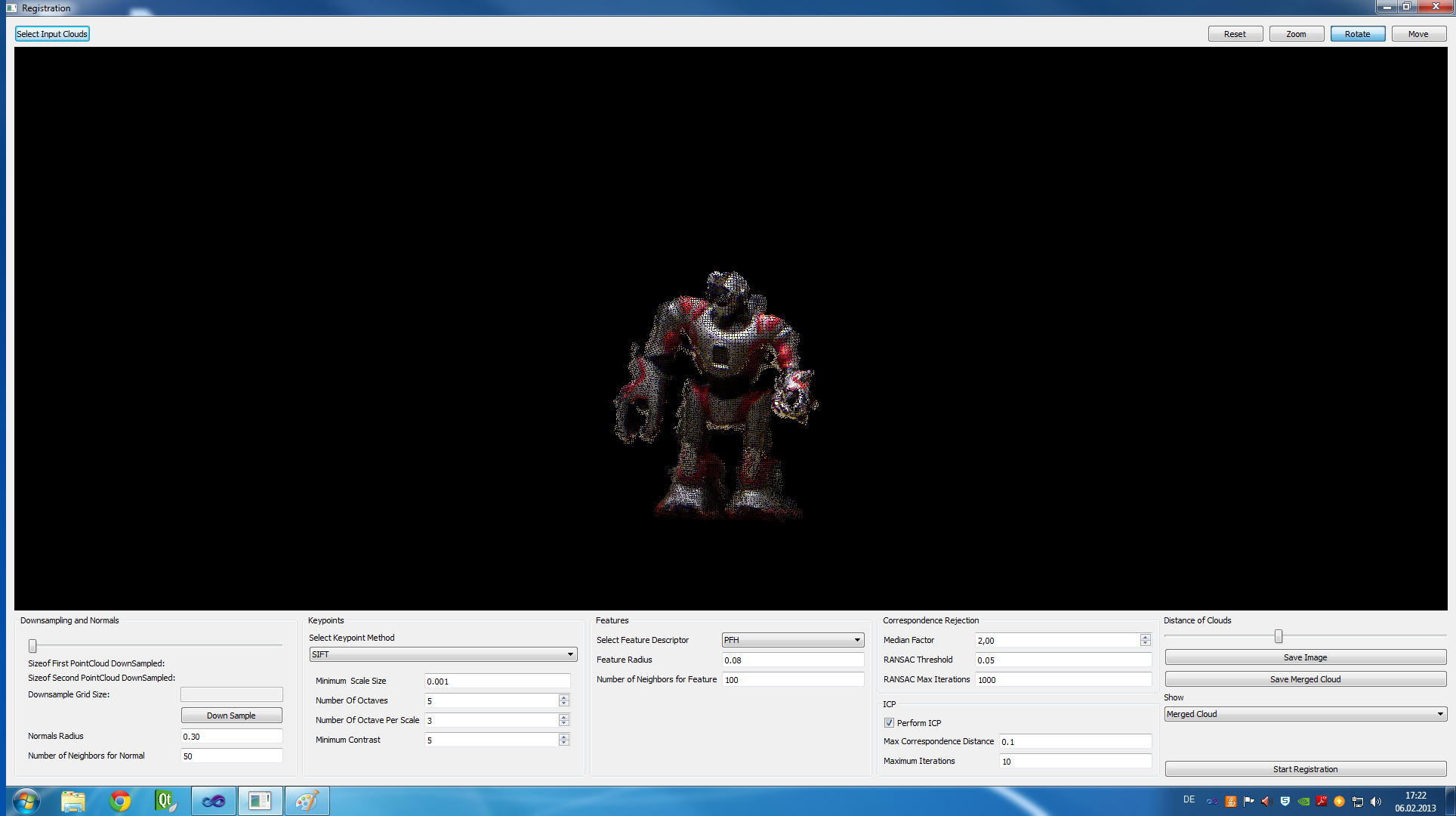 point cloud Archives - Robotics with ROS